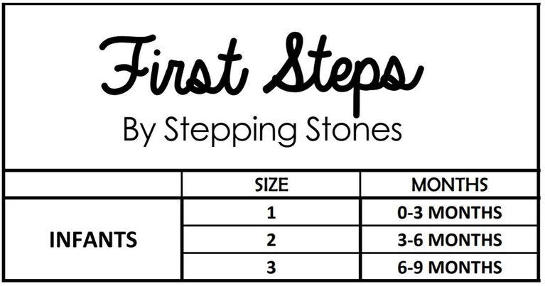 Bottillons de fausse fourrure brun de First Steps Taille 2, 3-6 mois