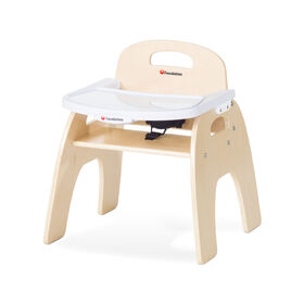 Foundations Easy Serve Ultra-Efficient Feeding Chair 11 Seat Height