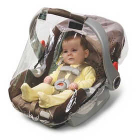 Jolly Jumper Infant Car Seat Weathershield with Peak Flap