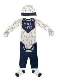 Ensemble 8 pièces Koala Baby Pink 0-3 mois comprenant chapeau, mitaines, chaussettes, combinaison, pantalon et bavoir