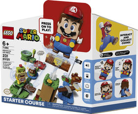 LEGO® Super Mario - Niveau de départ Aventures avec Mario (71360)