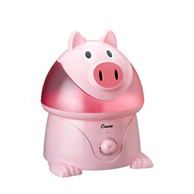 Crane Cool Mist Humidifier - Pig