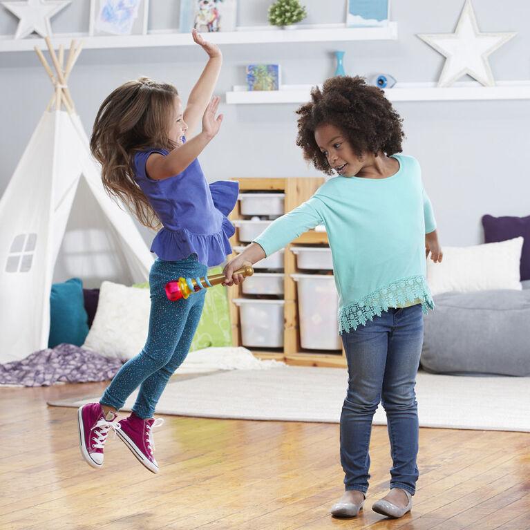 Netflix Super mini monstres - Baguette magique de Katya Spelling avec sons, lumières et musique