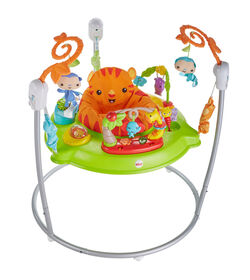 Fisher-Price Tiger Time Jumperoo - English Edition