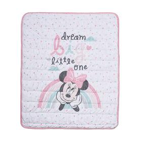 Disney Minnie Mouse, Couvre-Lit Matelassé