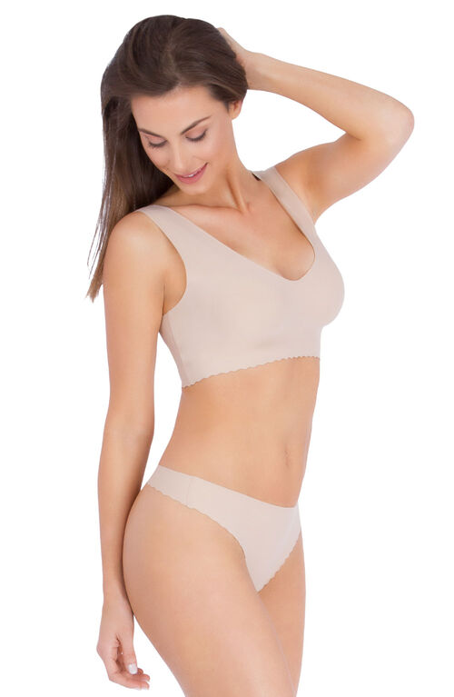 Belly Bandit Anti Thong Nude Size L