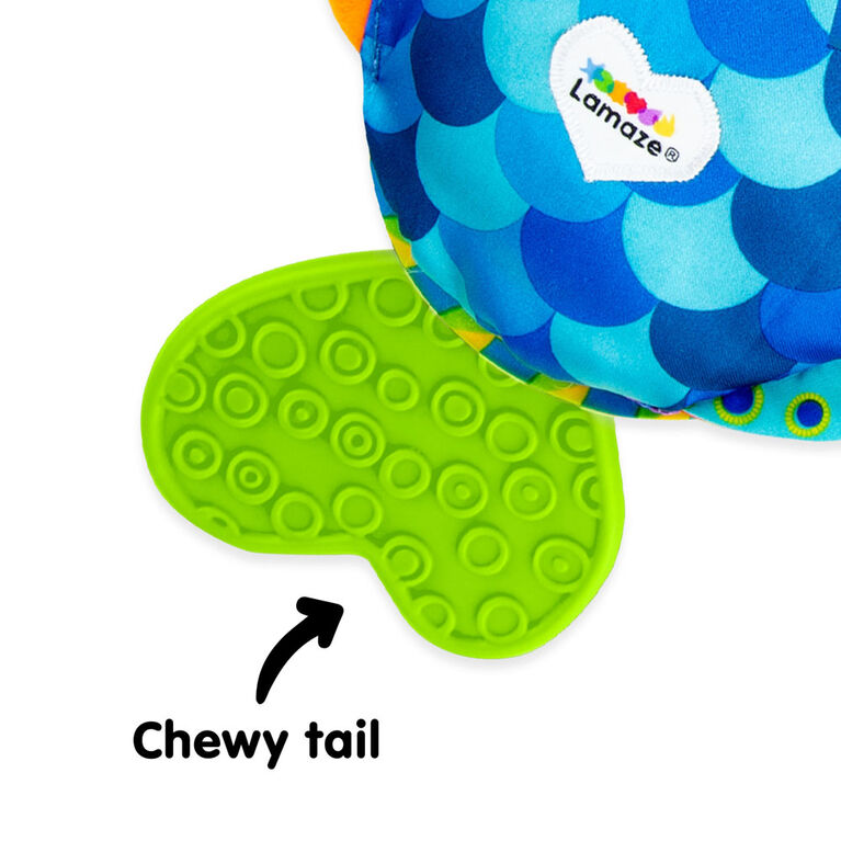 Le jouet Clip & Go de Lamaze Tournez le poisson