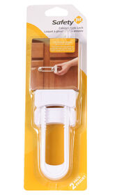 Safety 1st Cabinet Slide Lock 2 Pack