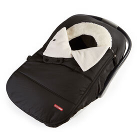 Skip Hop Stroll & Go Car Seat Cover, Black
