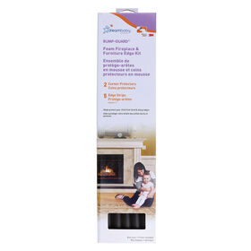Dreambaby Bump-Guard Fireplace & Furniture Edge Kit