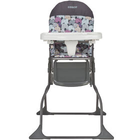 Cosco Simplefold High Chair - Elephant Puzzle