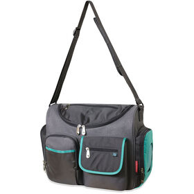 Sac à langer Fisher-Price Dakota Sport - gris.