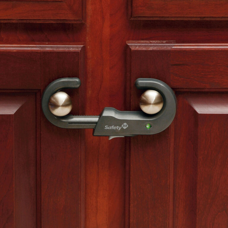Safety 1st Grip n' Go Cabinet Lock - 2 Pack