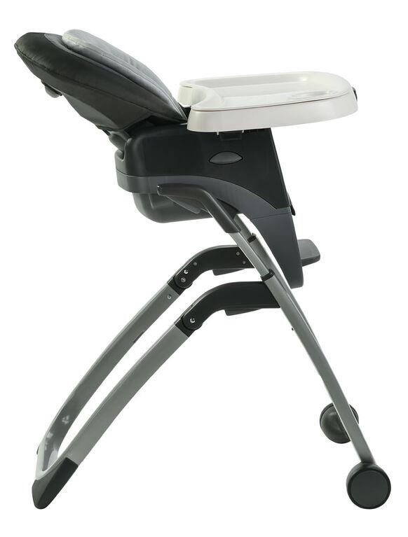 Chaise haute DuoDiner DLX - Graco - Allister - Notre exclusivité