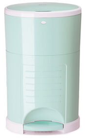 Dekor Plus Diaper Pail - Soft Mint
