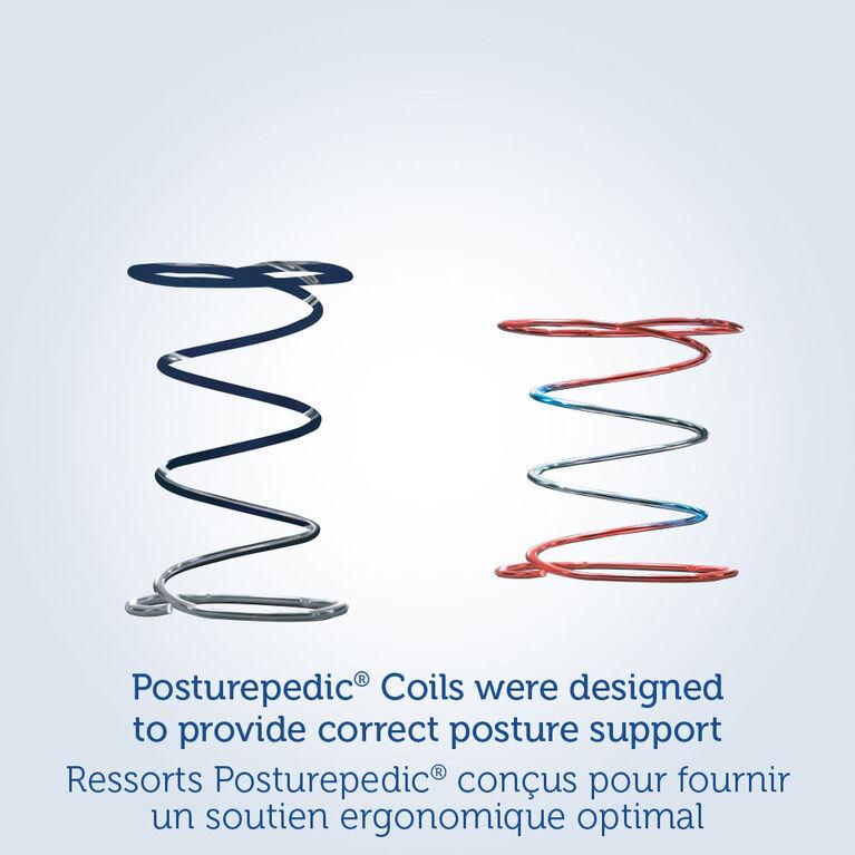 Sealy Baby Posturepedic Plus Crib Mattress - 220 coil