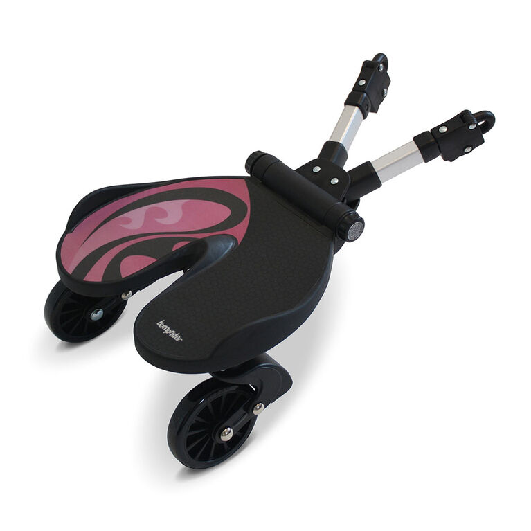 Bumprider Ride-on Board - Pink