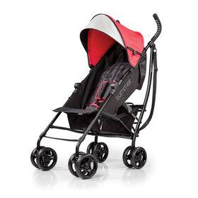 Summer Infant - Poussette pratique 3Dlite - Rouge<br>.