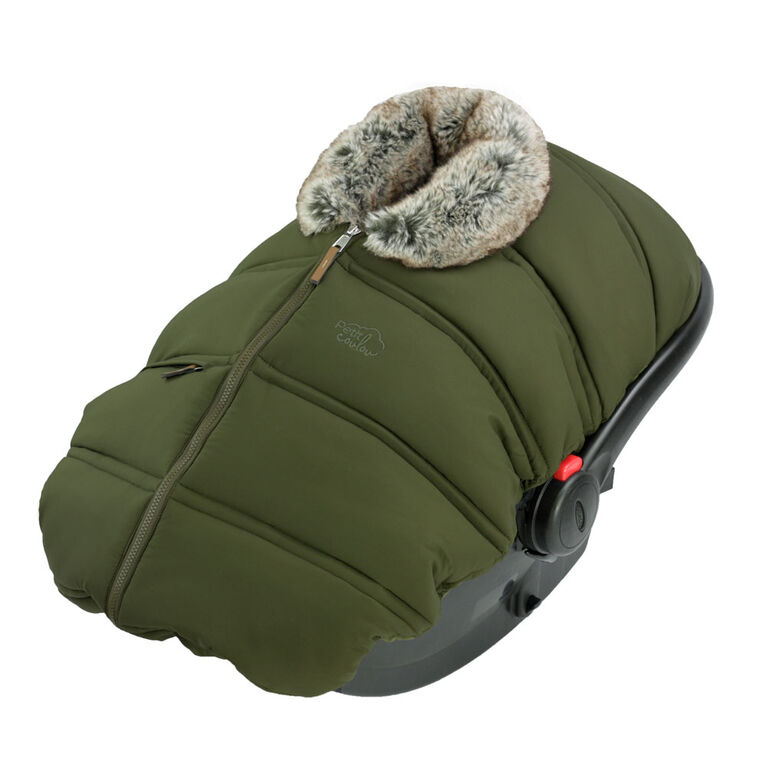 Petit Coulou-Winter Cover-Khaki/Wolf