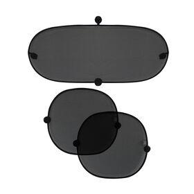 Nuby 3-Piece Pop Open Shade Set