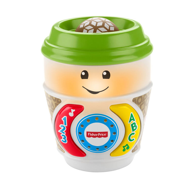 Laugh & Learn On-the-Glow Coffee Cup - Bilingual Edition