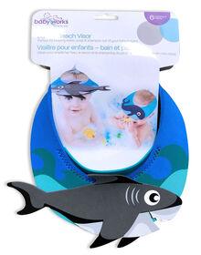 Visières pour le bain et la plage Baby Works  - Requin