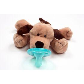 WubbaNub Pacifier - Brown Puppy