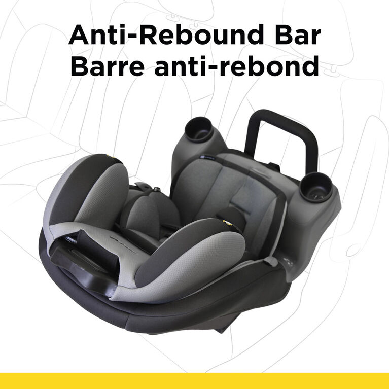 Safety 1st EverFit 3-in-1 Car Seat with Comfort Cool Technology - R Exclusive