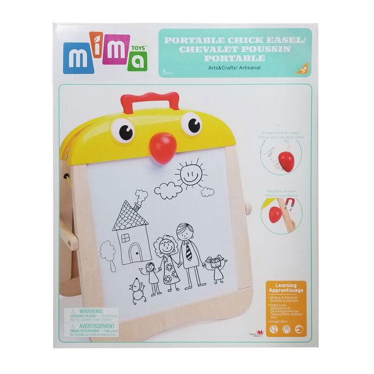Mima Toys - Chevalets De Table Avec Poussin