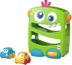 Fisher-Price - Camions Monstres - Rampe de course