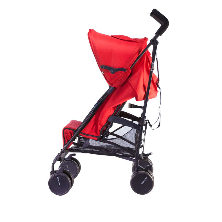 guzzie+Guss Pender Umbrella Stroller - Red