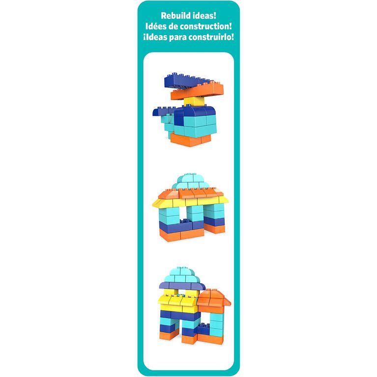 Mega Bloks – Building Basics – Construisons!