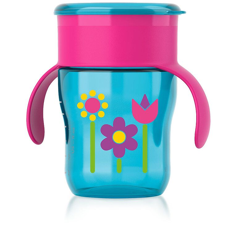 Philips AVENT Natural Drinking Cup 9 oz - Assorted Blue