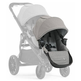 Baby Jogger city select LUX Kit Second siege - Slate.