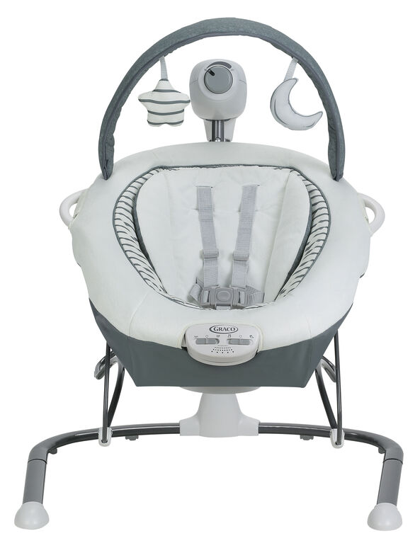 Graco Duet Sway LX Swing with Portable Bouncer - Holt