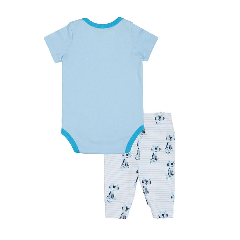 earth by art & eden Drew 2-Piece Set- 9 months