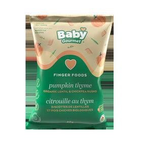 Pumpkin Thyme Rusks