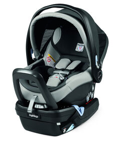 Peg-Perego Primo Viaggio 4-35 Nido Infant Car Seat (Eco-Leather) - Ice.