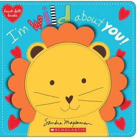 Heart-felt Books: I'm Wild About You!