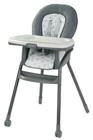 Chaise haute Table2Table 6 étapes de Graco - Brilliant - Notre exclusivité