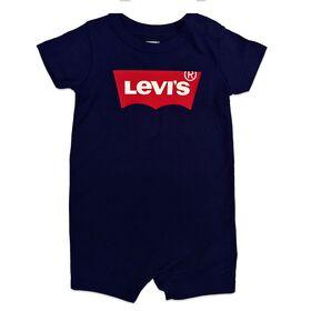 Levis Combinaison - Bleu, 6 mois.
