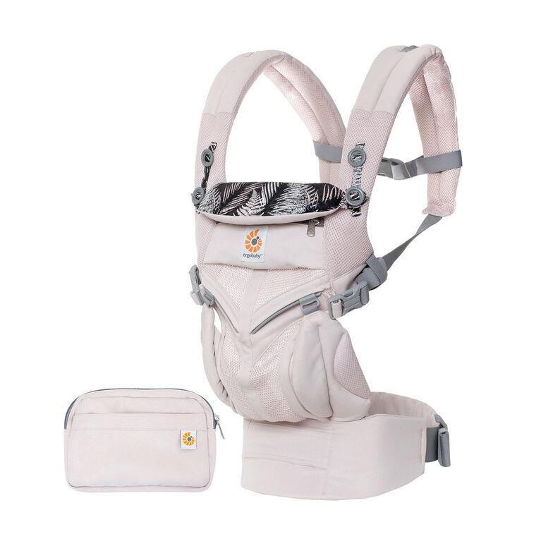 Porte-bébé ergonomique tout-en-un Ergobaby Omni 360 Cool Air Mesh- maui