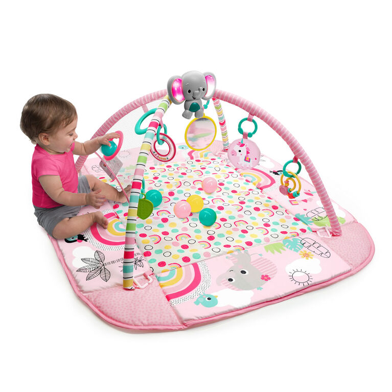 Bright Starts™ 5-in-1 Your Way Ball Play™ Activity Gym & Ball Pit - Rainbow Tropics™