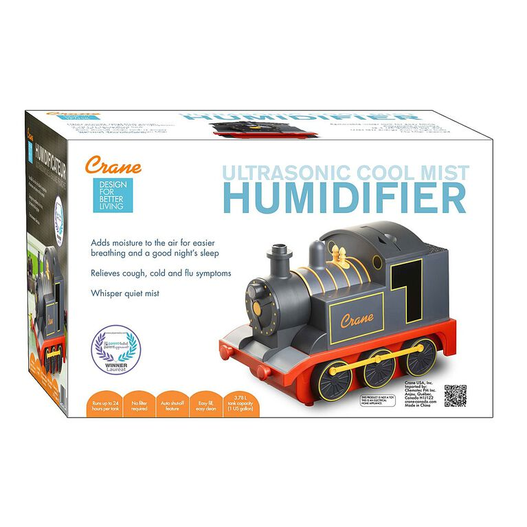 Crane - Ultrasonic Cool Mist Humidifier - Train