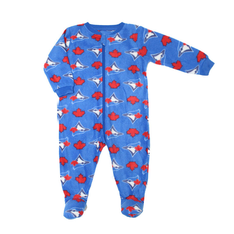 Snugabye Dormeuse Avec Pieds En Toison - Blue, 9-12 Months