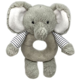 Hochet annulaire de l'éléphant de Carter's