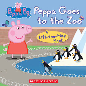 Scholastic - Peppa Pig: Peppa Goes to the Zoo