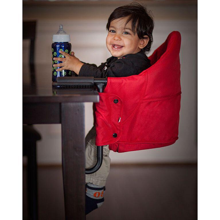 guzzie+Guss Perch Hanging High-Chair - Red
