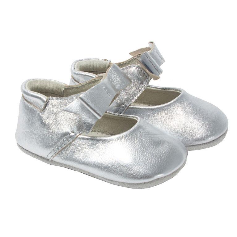 Robeez - First Kicks Sofia Silver 12-18M