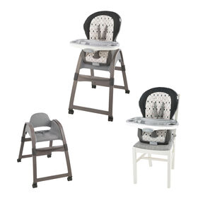 3-in-1 Wood High Chair - Ellison.